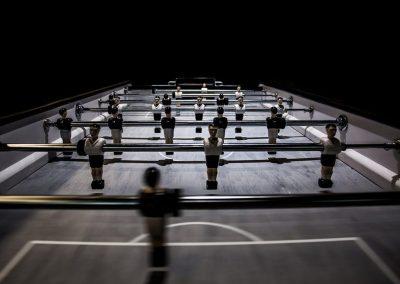 Digitalisierung im Fußball: Einsatz von Sensoren